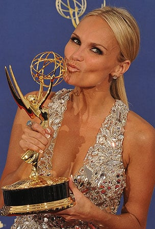 Paramedics Called For Kristin Chenowith At Emmys