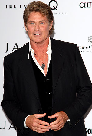 A Drunk David Hasselhoff Rushed To Hospital