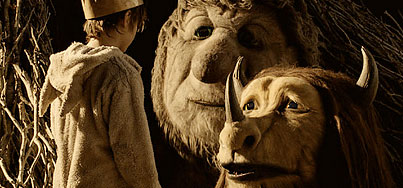 Where the Wild Things Are: New Pics!
