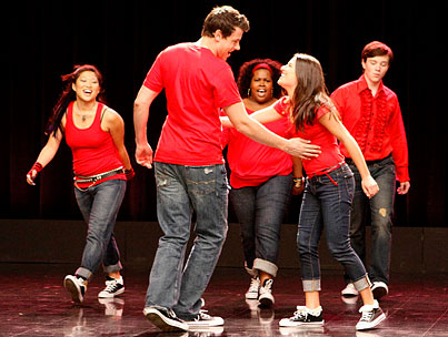 The Glee Cast Has 'Somebody To Love'