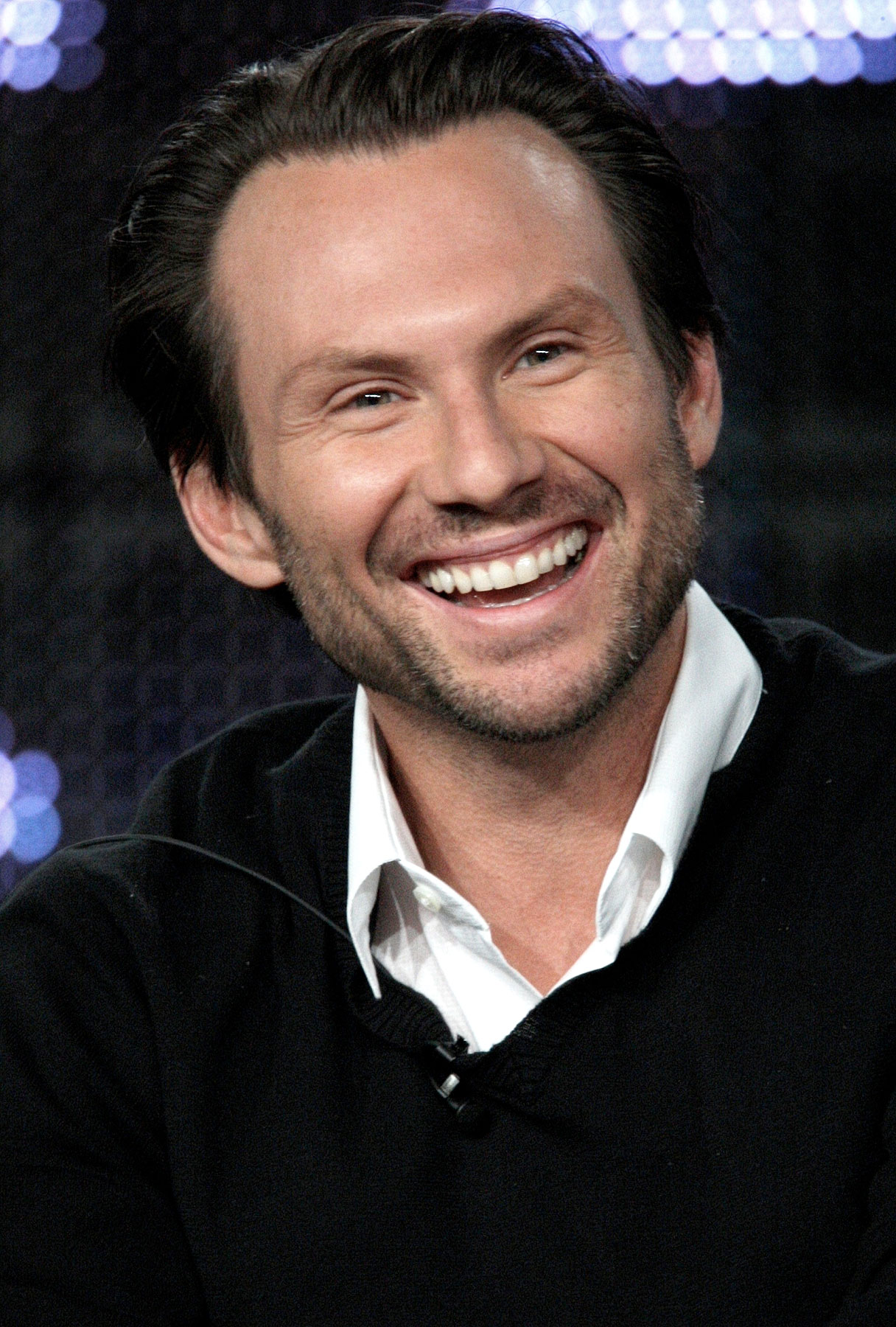 Giveaway: Win Christian Slater's Clothes!