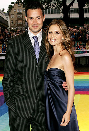 Sarah Michelle Gellar Has A Girl!