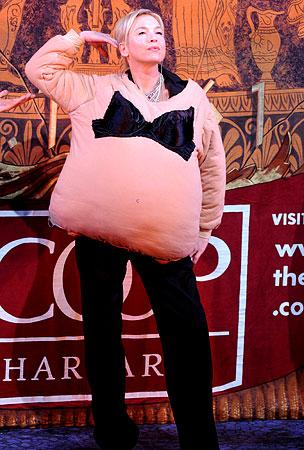 Renee Zellweger Doesn't Want To Get Fat Again