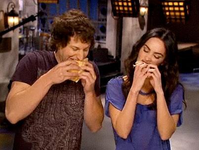 VIDEO: Megan Fox's SNL Promo