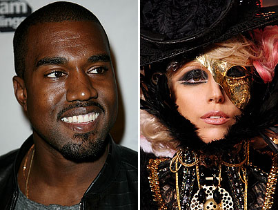 VIDEO: Lady GaGa and Kanye West Promote Their Tour