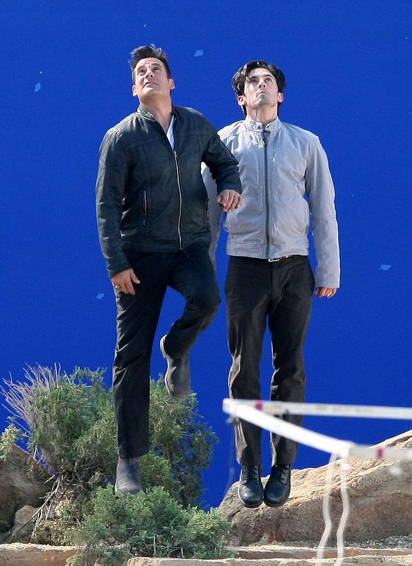 PHOTO GALLERY: Milo & Adrian Film Heroes