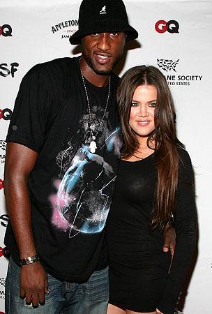 Khloe Kardashian & Lamar Odom Get Married