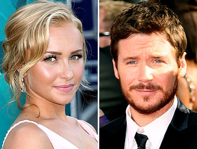 Hayden Panettiere Says She's Not Dating Kevin Connolly