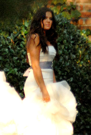 PHOTO GALLERY: Khloe Kardashian & Lamar Odom's Wedding