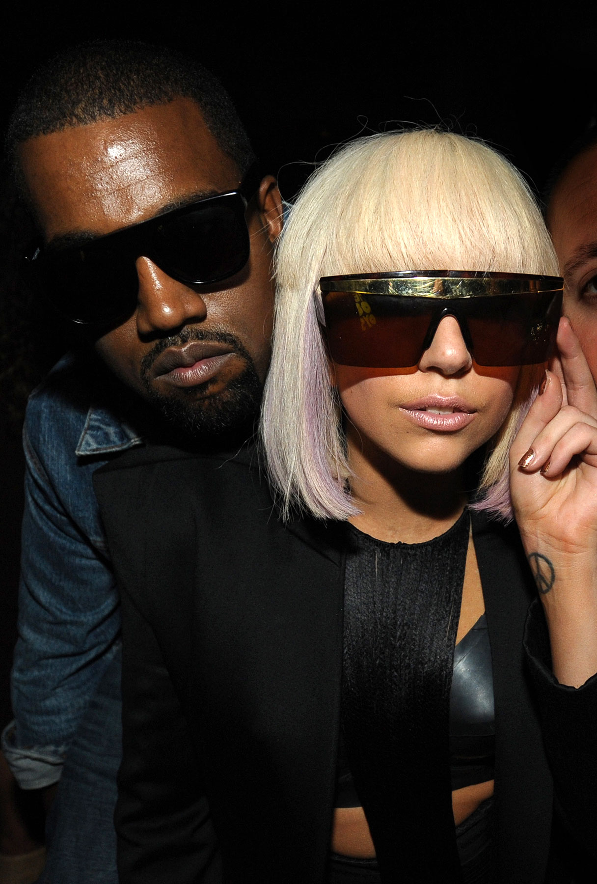 Lady GaGa Tells the World to Get Off Kanye's Back