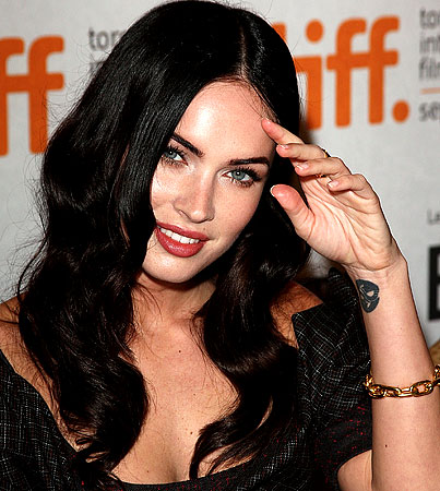 Megan Fox Gives Her Body a No-Confidence Vote