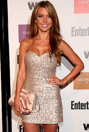 Audrina Patridge Feels the Need for Some Restraint