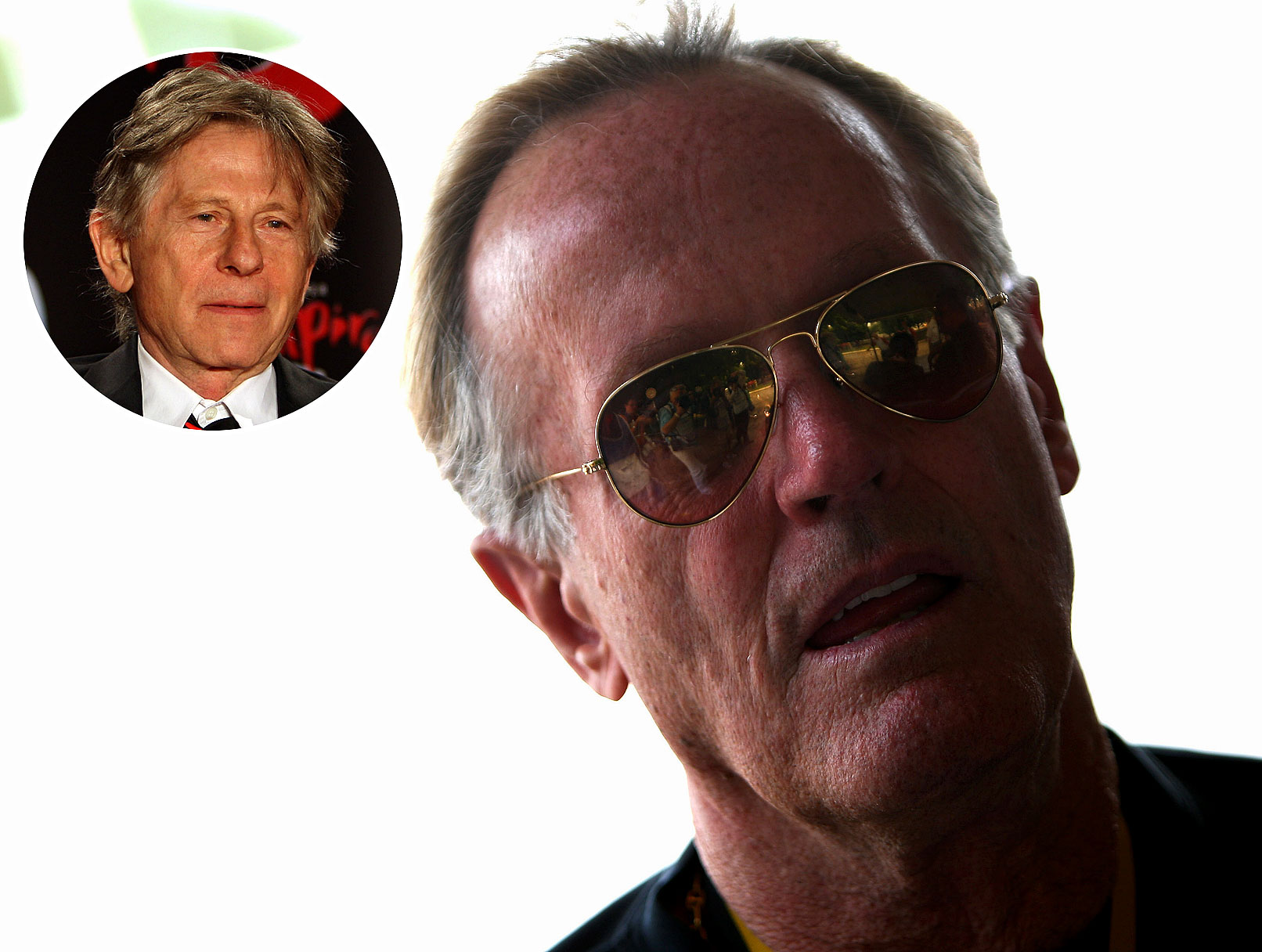 Peter Fonda Thinks Roman Polanski Isn't so Bad