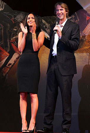 Michael Bay Announces 'Transformers 3′ Release Date, Takes Dig at Megan Fox
