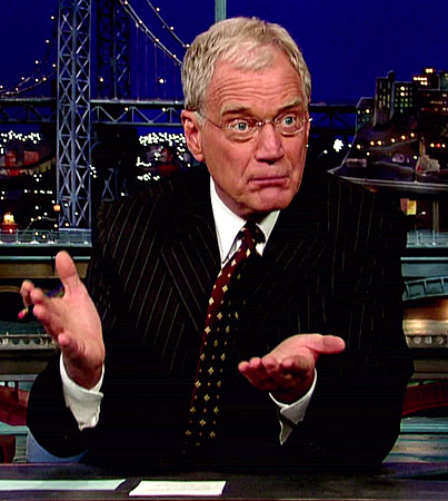 VIDEO: David Letterman Comes Clean on Affairs, Extortion Plot