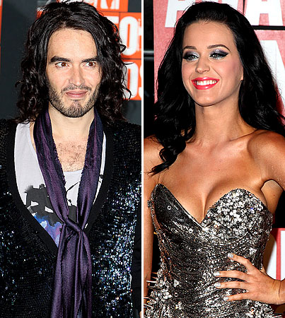 Hookup Alert: Russell Brand and Katy Perry