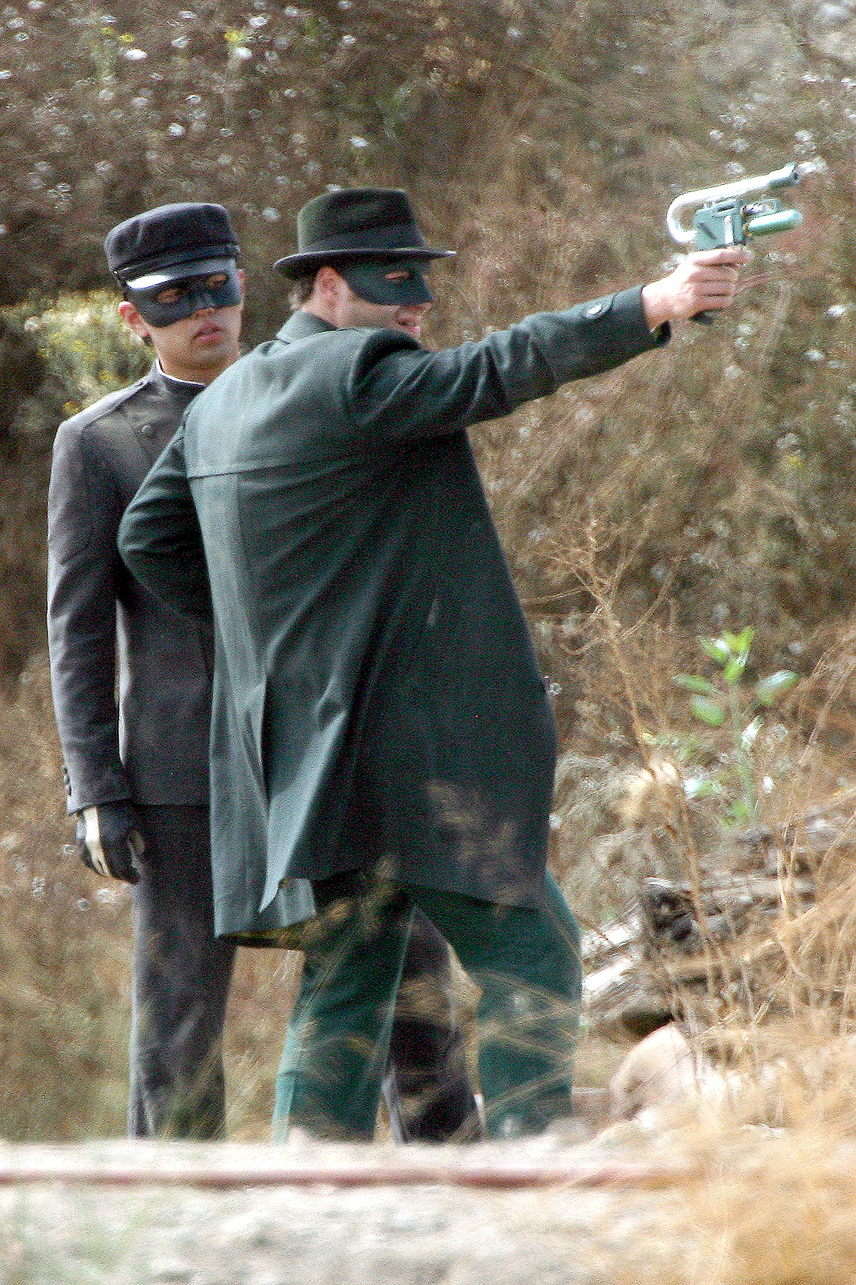 PHOTO GALLERY: Seth Rogen as The Green Hornet