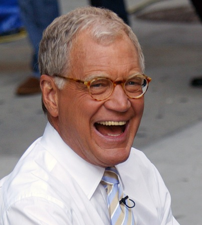 Another Girlfriend for David Letterman?