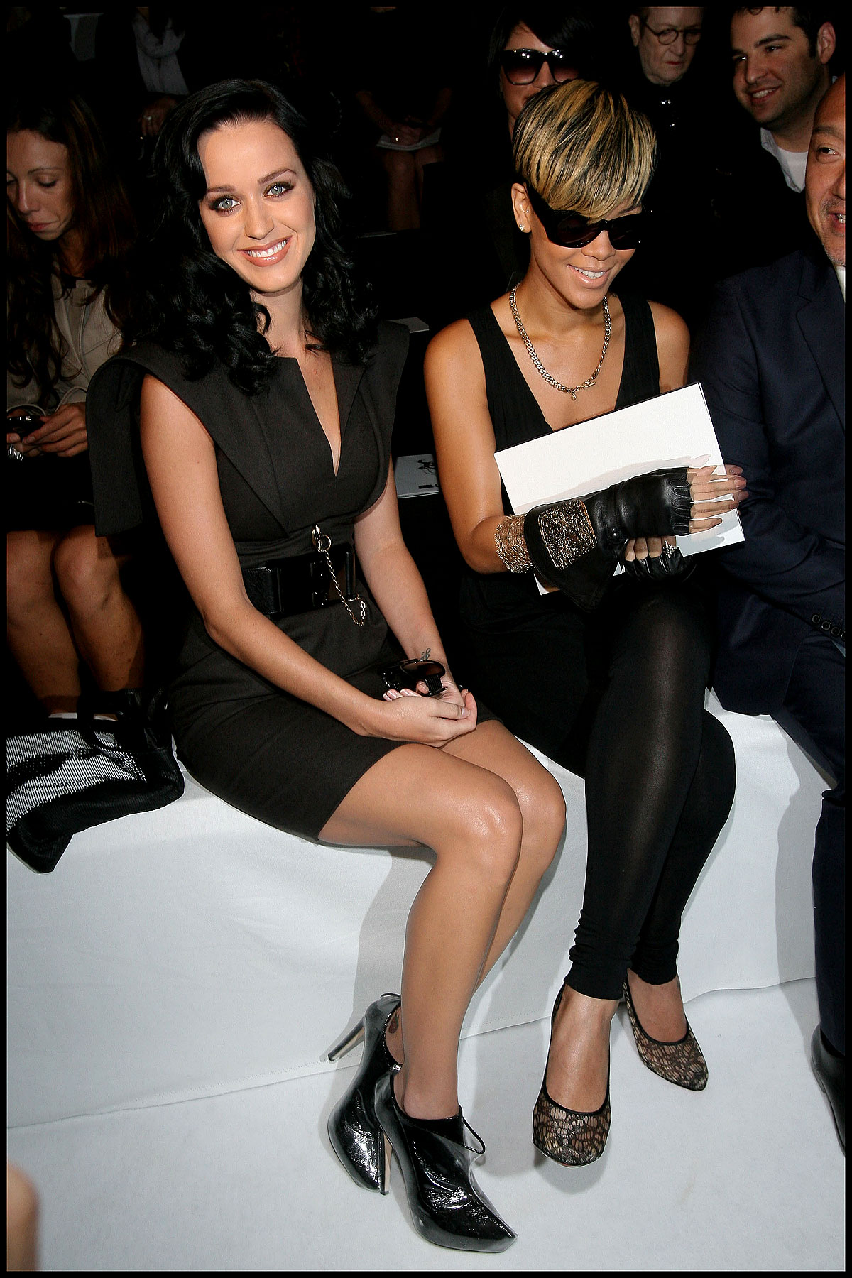 PHOTO GALLERY: Katy Perry Does Paris Fashion Week