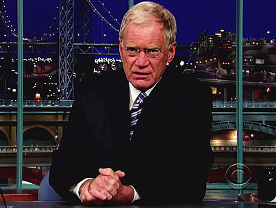 VIDEO: David Letterman Apologizes for His Affairs