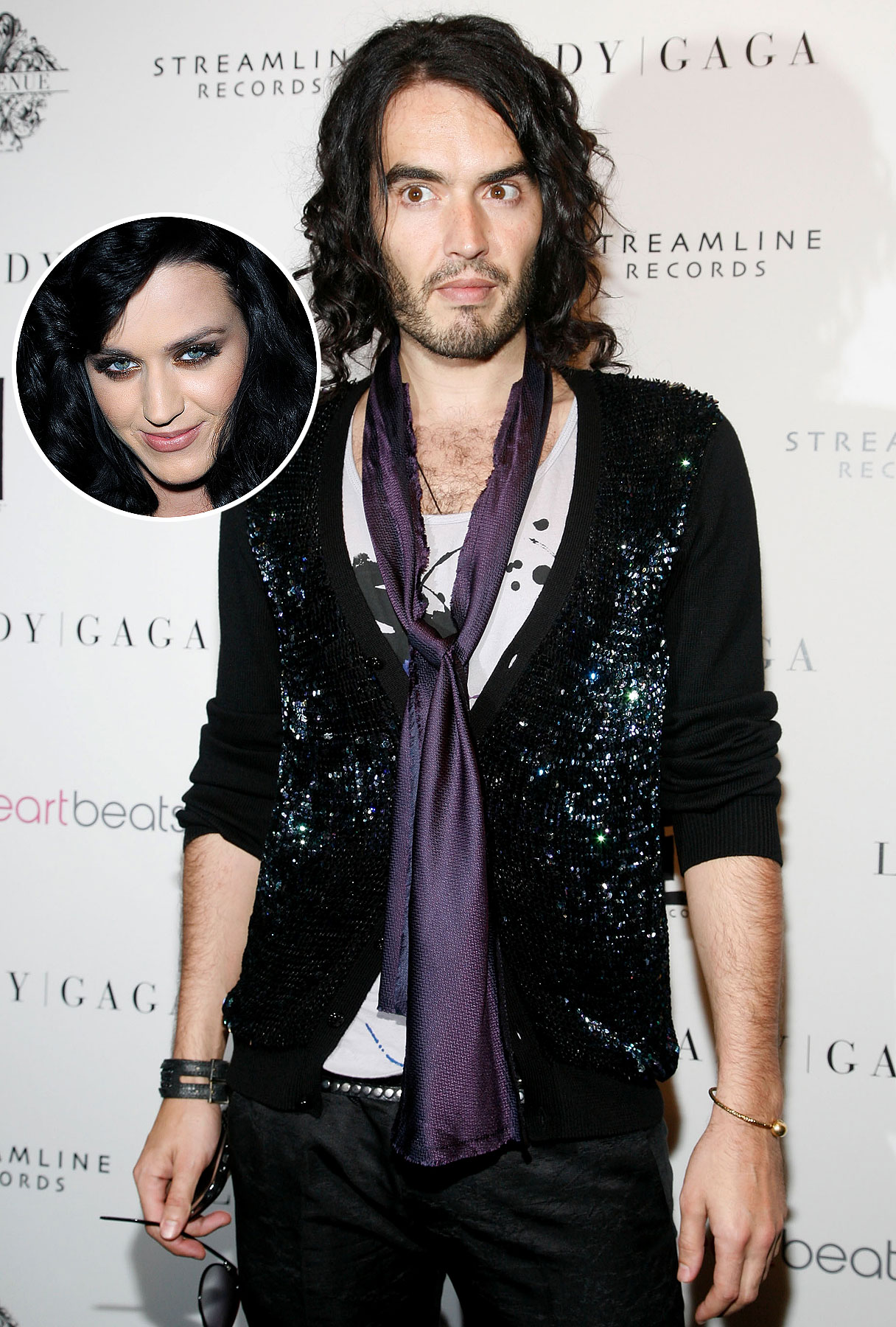 Russell Brand Thinks He Loves Katy Perry