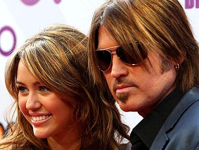 Billy Ray Cyrus Hates Miley's New Boyfriend
