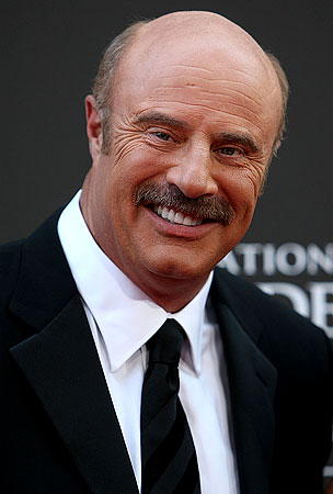 Dr. Phil Sued for Alleged Hands-On Therapy