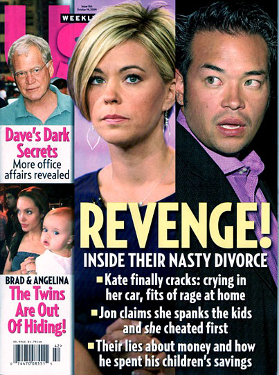 Kate Gosselin Has a Hankerin' for Some Spankerin'