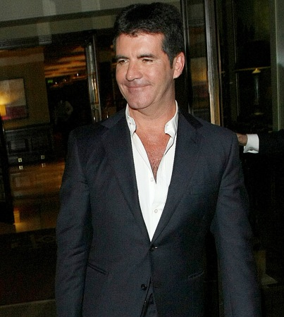 Simon Cowell is Doggone Generous
