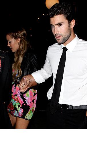 PHOTO GALLERY: Brody Jenner & Lauren Conrad Hold Hands