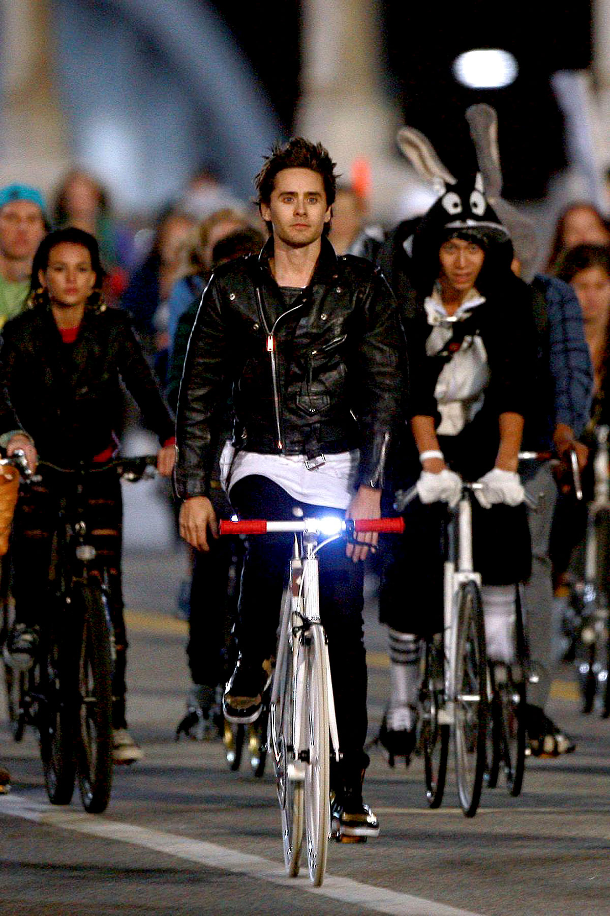 PHOTO GALLERY: Jared Leto Films a Music Video