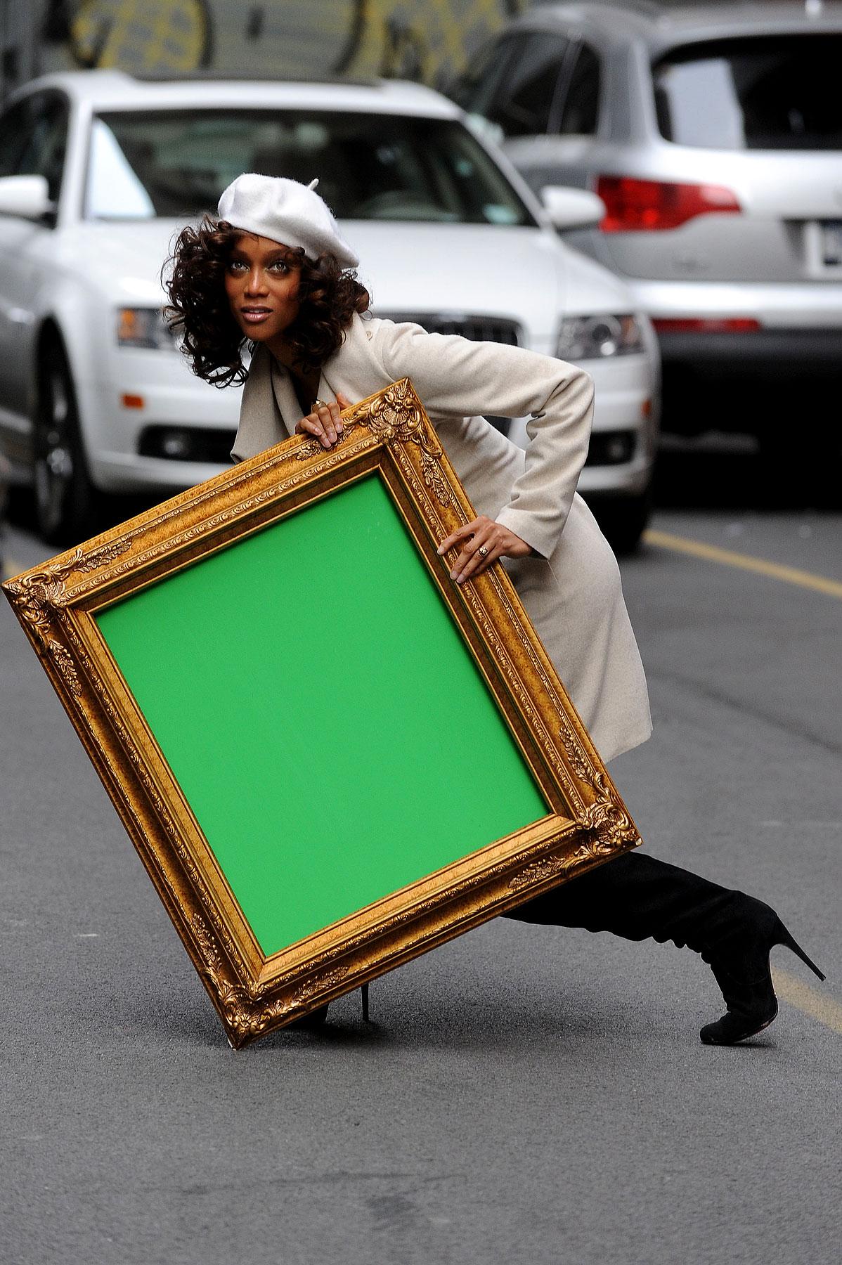 PHOTO GALLERY: Tyra Banks Photo Shoot