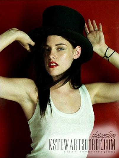 PHOTO GALLERY: Kristen Stewart's GQ Outtakes