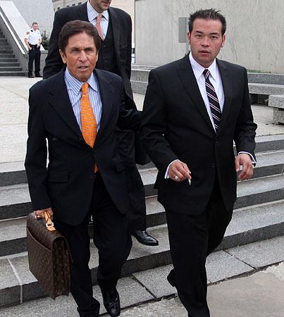 Jon and Kate Gosselin's Date In Court
