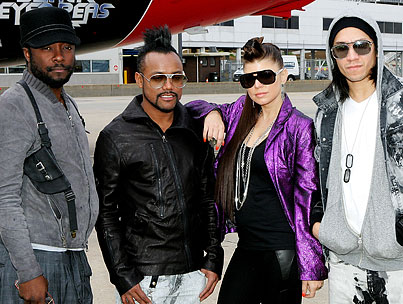 VIDEO: Black Eyed Peas 'Meet Me Halfway'