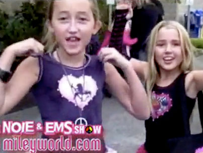 Miley Cyrus Debuts New Song on The Noie & Ems Show