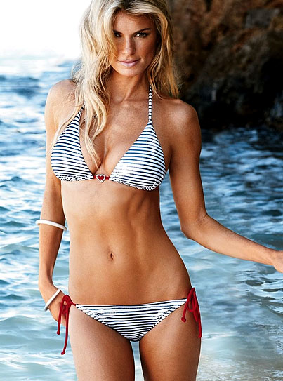 PHOTO GALLERY: Marisa Miller Is Good at Modeling Bikinis