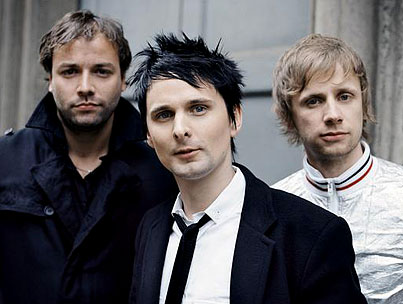Muse Already Thinking About 'Eclipse' Soundtrack