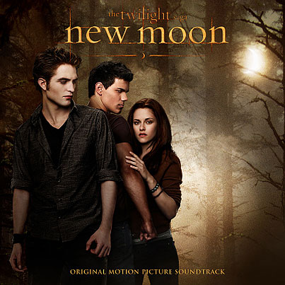 The New Moon Soundtrack Is Here!