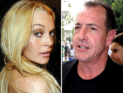 Michael Lohan Can't Even Look at Lindsay Anymore