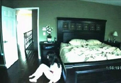 Celebuzz Reviews Paranormal Activity!