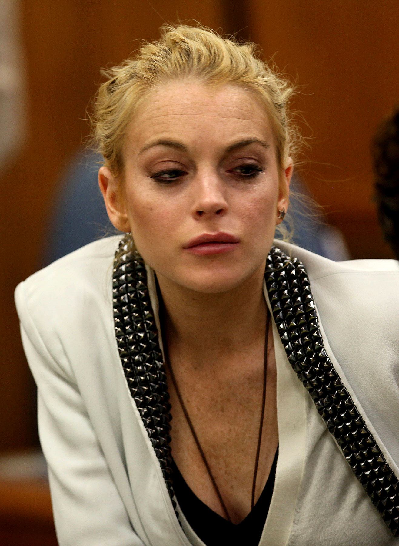 PHOTO GALLERY: Lindsay Lohan's Court Date