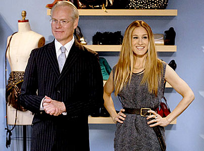 Tim Gunn Joins 'Sex and the City' Cast