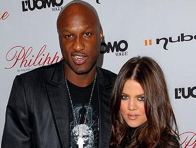 Khloe Kardashian and Lamar Odom Reach a Prenup Agreement