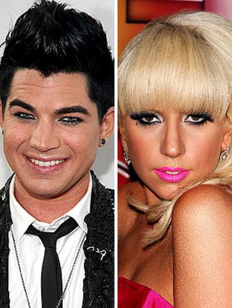 Adam Lambert Is Working With Lady GaGa