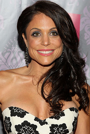 Bethenny Frankel Has a Bun in the Oven