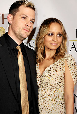 Nicole Richie and Joel Madden: NOT Married!