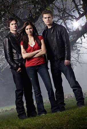 'The Vampire Diaries' Gets A Full Season!