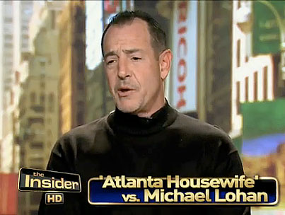 VIDEO: Nene Leakes vs. Michael Lohan!