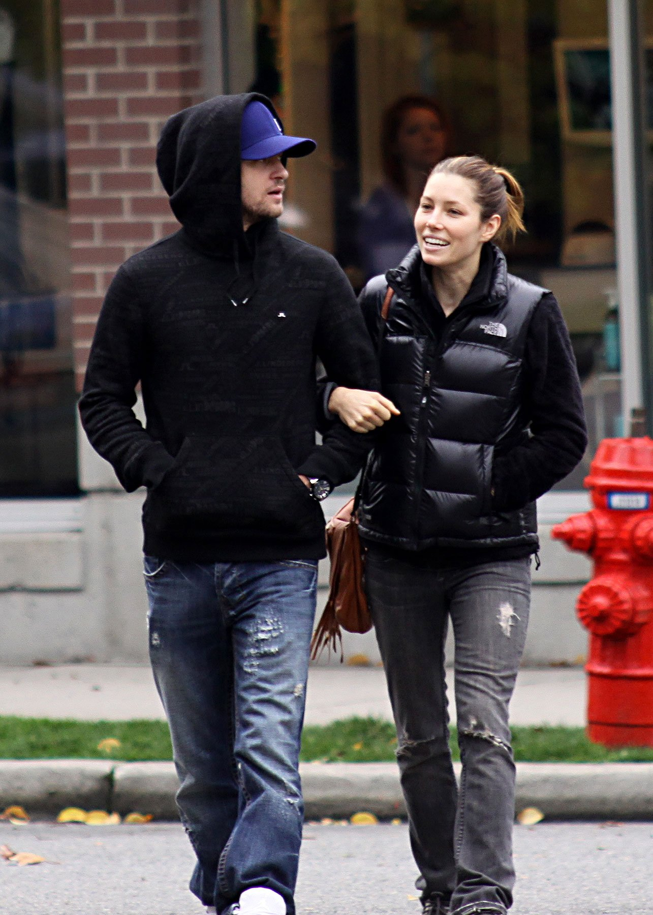 PHOTO GALLERY: Justin Timberlake & Jessica Biel Still On